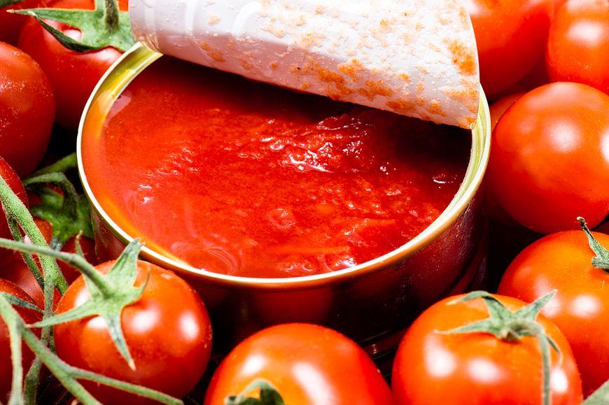 Pomidory w puszce