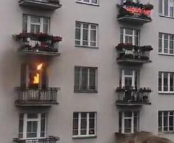 Marsz Niepodległości. Podpalono mieszkanie