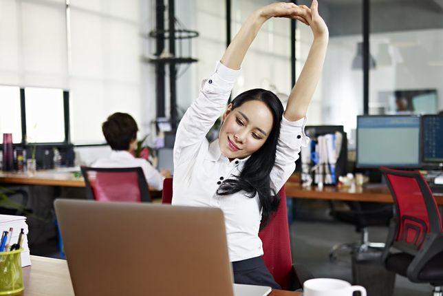 Stretching w pigułce. Ćwiczenia rozciągające dla początkujących