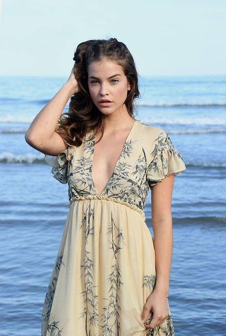 Węgierska modelka na 73. Festiwalu Filmowym w Wenecji