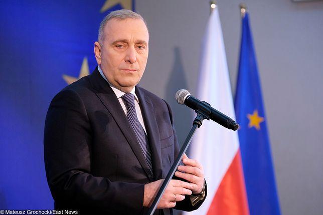 Grzegorz Schetyna zapowiedział, że umocni pozycję Polski w strukturach UE i NATO