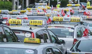 Taksówkarze zapowiadają swój protest na środę