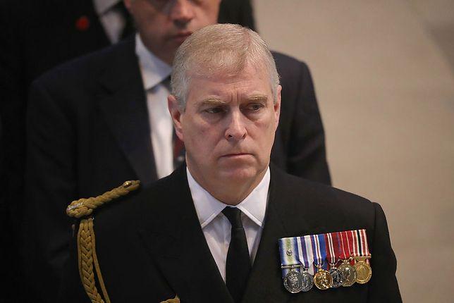 Przez aferę pedofilską książę Andrzej stracił wszystkie przywileje członka rodziny królewskiej