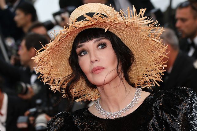 "Isabelle Adjani pojawiła się w Cannes na pokazie dramatu ""Le Belle Epoque"""