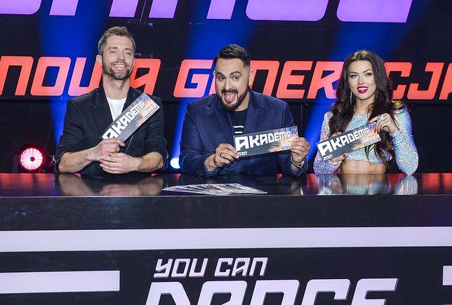 """""""You Can Dance - Nowa Generacja"""" - casting: Agustin Egurrola, Klaudia Antos, Michał Kostrzewski"""
