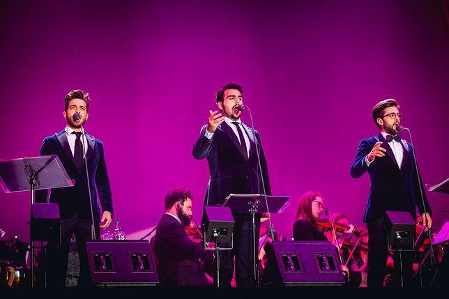 Il Volo – przedstawiamy spot promujący koncert