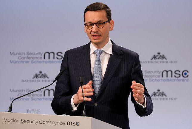 """Premier Morawiecki mówił o """"żydowskich sprawcach"""". Co na to Polacy? Dwa sondaże, dwa wnioski"""