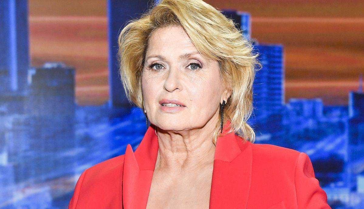 Ewa Kasprzyk pokazała się bez makijażu. Wygląda na 64-lata?