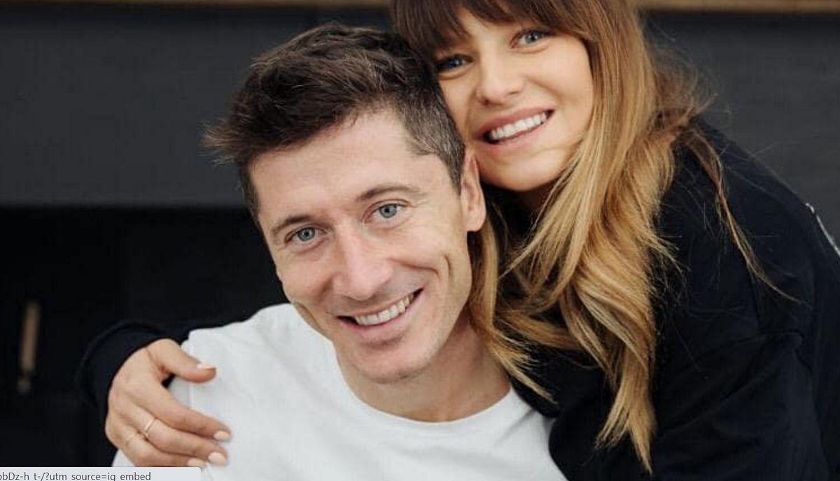Anna i Robert Lewandoscy spędzają dużo czasu z dziećmi
