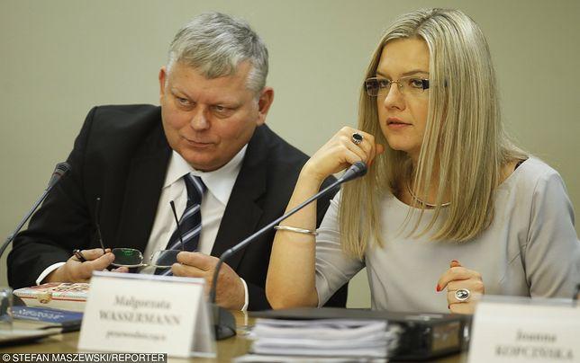 GW: Małgorzata Wasserman miała świadomie pomówić Michała Tuska o przyjęcie łapówki