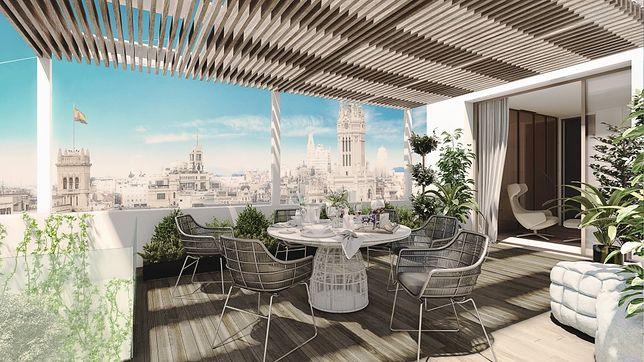Najdroższy penthouse w Hiszpanii na sprzedaż za 14,6 mln euro!