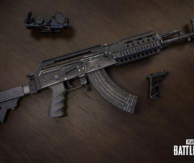 Beryl M762 jest samoczynną bronią strzelecką indywidualną, dostosowaną do strzelania amunicją 7,62x39 mm