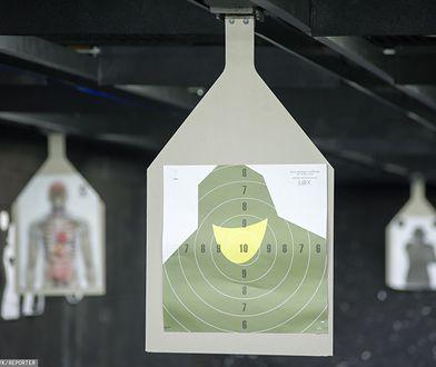 Zdjęcie ilustracyjne. Nowoczesna strzelnica