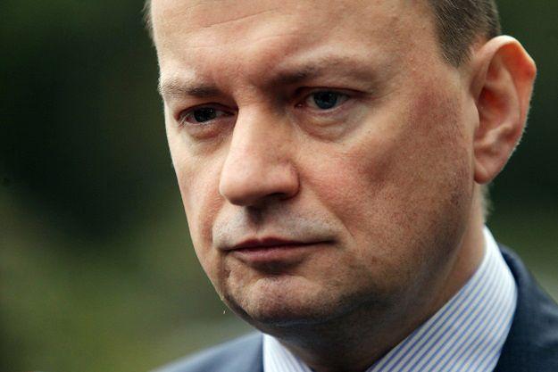 Mariusz Błaszczak: kraje unijne powinny skupić się na uszczelnianiu granic zewnętrznych
