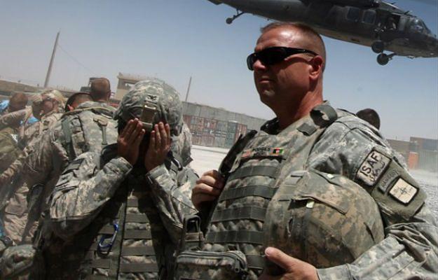 """""""Guardian"""": amerykański dowódca za wojskami USA w Europie Wschodniej"""