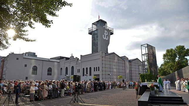 Awantura w Muzeum Powstania Warszawskiego
