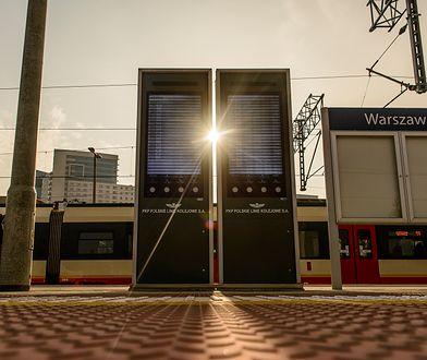 Warszawskie stacje kolejowe z nowym udogodnieniem. PLK zapowiada inwestycje na 133 dworcach
