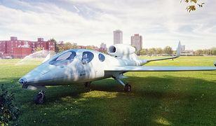 """Polacy budują """"mikro"""" samolot odrzutowy dla biznesu i na rodzinne wypady za miasto"""