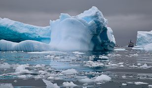 Topnienie lodowców jest poważnym zagrożeniem.