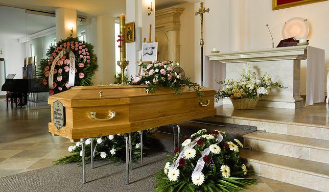 Pogrzeb Eugenii Herman. Rodzina i przyjaciele żegnają artystkę