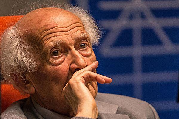 Socjolog, filozof i eseista - profesor Zygmunt Bauman