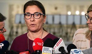 Żądają ukarania senatora PiS Grzegorza Biereckiego. Beata Mazurek reaguje
