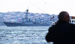 Analityk z USA: Trump i NATO powinny wysłać okręty na Morze Azowskie