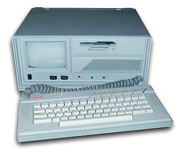 Atari 65XEP miało być odpowiedzią na przenośną wersję Commodore C-64 - SX64. Komputer nie trafił na rynek.