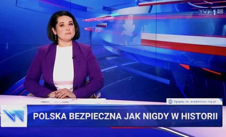"""""""Wiadomości"""" w kółko powtarzają to samo hasło. Polacy w końcu uwierzą?"""