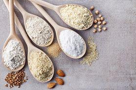 Mąka bezglutenowa – mąka kokosowa, mąka ryżowa, mąka kukurydziana i inne