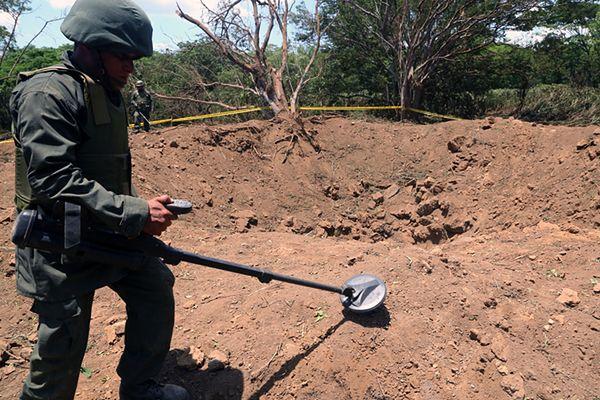 Meteoryt spadł w pobliżu stolicy Nikaragui