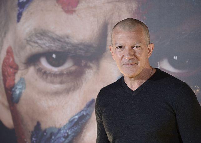 Aktor pojawił się na czerwonym dywanie w Maladze