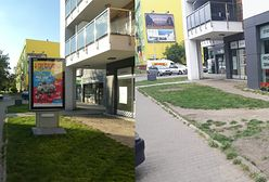 Warszawa kontra nielegalne reklamy. ZDM usunął w sierpniu blisko 70 nośników