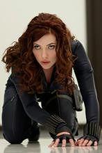 Scarlett Johansson znowu jako Czarna Wdowa
