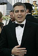 George Clooney prosi o pomoc dla Darfuru
