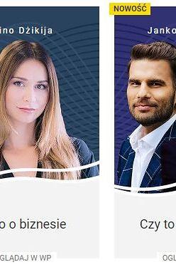 Jesienią w Wirtualnej Polsce zobaczymy dobrze znane programy, jak i nowości
