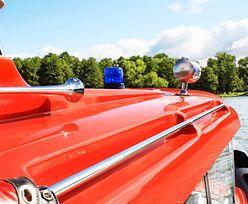 Tragedia nad jeziorem Lipno. Nie żyje mężczyzna