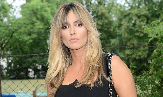 Karolina Szostak niczym Jennifer Lopez. Dziennikarka zaszalała z fryzurą