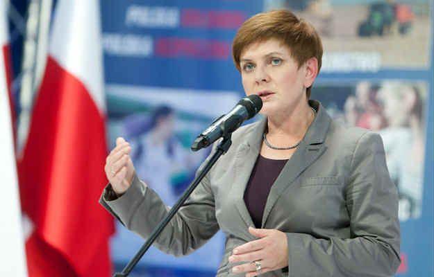 """Beata Szydło kandydatką na szefową rządu? """"To byłby dobry układ - prezydent Duda i premier Szydło"""""""