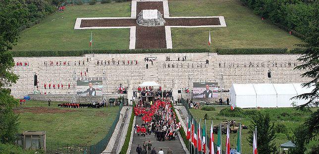 Ambasada RP interweniuje ws. drogi na Monte Cassino