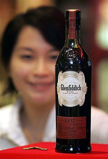 Whisky z Mołdawii po trzy dolary za butelkę