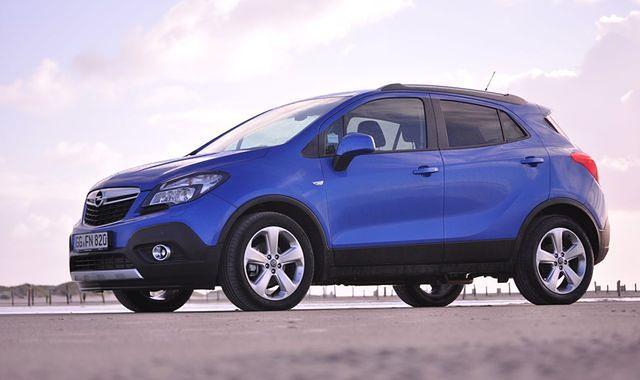 Opel Mokka: что это на самом деле?