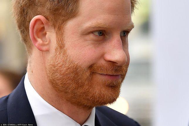 """Książę Harry komentuje """"The Crown"""" Netflixa"""
