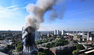 Szokujące odkrycie służb po pożarze Grenfell Tower
