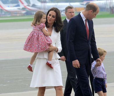 Para książęca na spotkaniu z młodymi przedsiębiorcami