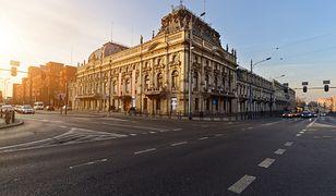 Pałac Izraela Poznańskiego, mieszczący Muzeum Sztuki, to jedna z atrakcji miasta