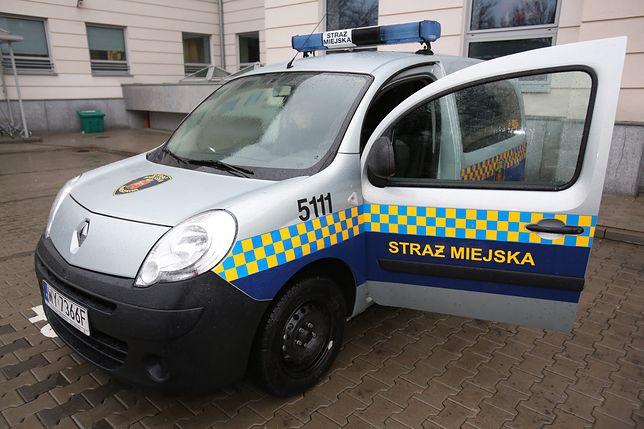 Warszawa, straż miejska