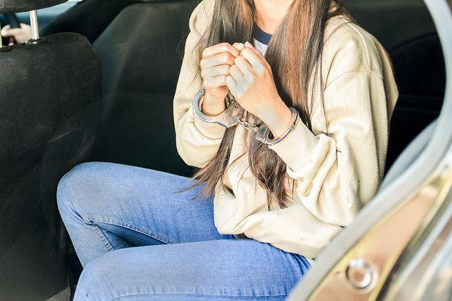 Rosyjska modelka została aresztowana za zabicie męża.