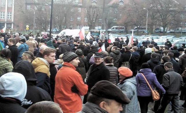 W Gdańsku wzbiera fala ksenofobii?