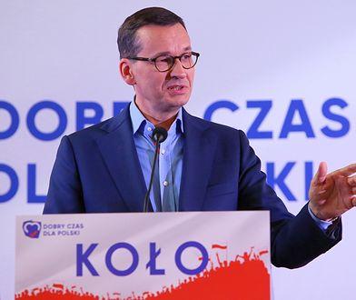 Premier Mateusz Morawiecki przed wyborami parlamentarnymi ogłosił, że w mieście Koło powstanie obwodnica. Miasto nie zostało ujęte w rządowym programie.